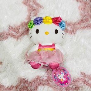 NWT HK Plush - Flower Headband